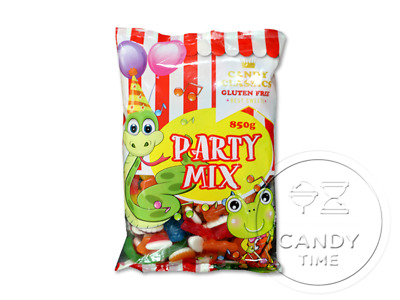 Lolliland Candy Classics Party Mix 850g Bag Lollies