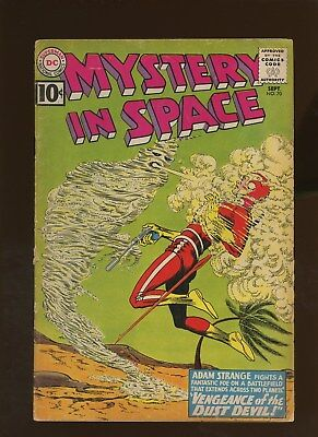 Mystery in Space 70 VG 4.0 * 1 Book * Vengeance of the Dust Devil! Infantino!