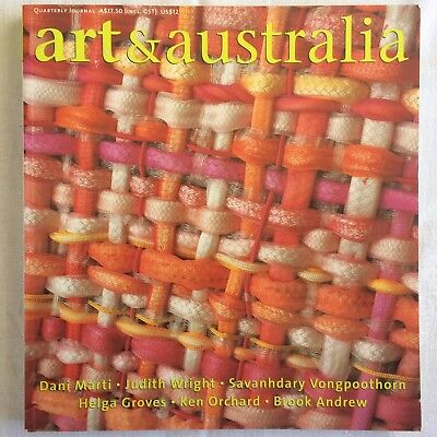 ART & Australia Vol 40 No 3 - 2003   Celebrating Forty Years