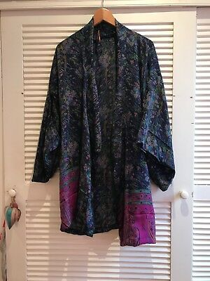 New With Tags Silk Kimono From Ishka Fit Size 12-16