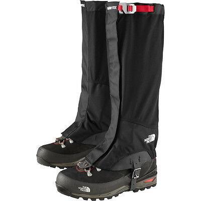 The North Face GORE-TEX Polaina CUMBRE SERIE Senderismo Negro S 3-6 UE 35-40