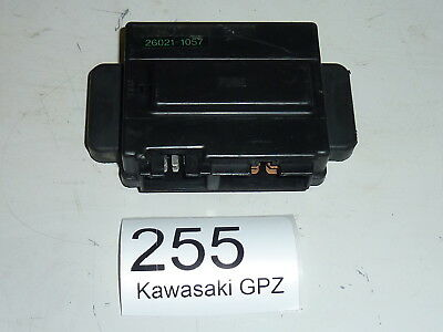 255 Kawasaki GPZ 600 R, Black Box