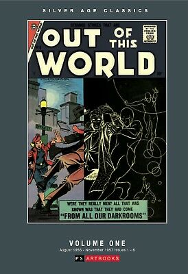 Silver Age Classic: Out of this World Vol 1. Hardcover Bookshop