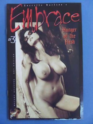 Embrace Hunger Of The Flesh 3 London Night Adults! Carmen Electra Cover