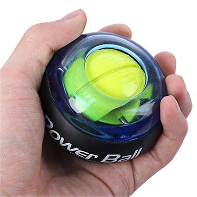 2017 Chic Sell Gyroscope Gyro Power Ball Wrist Arm Exercise Force With Lights