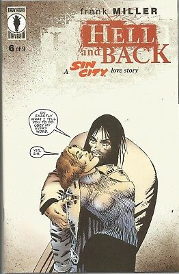 SIN CITY: HELL AND BACK #6 (1999) Back Issue (S)