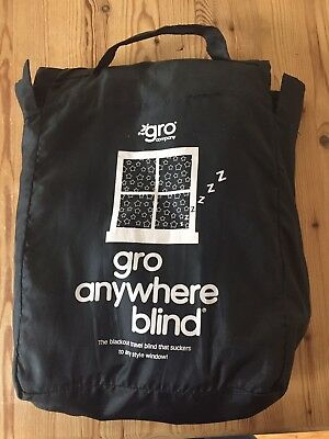 Grobag Blackout Blind - Great Condition!!