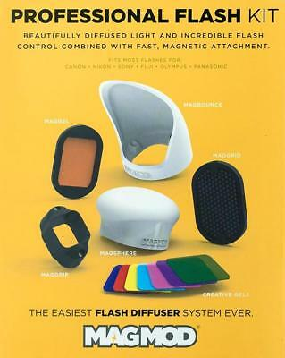 MagMod - Flash Diffuser System Professional Kit
