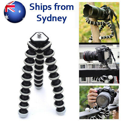 Large Flexible Tripod Pod Holder Octopus Bubble For All Cameras