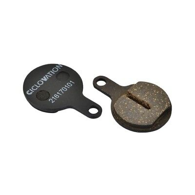Ciclovation Bicycle Organic Disc Brake Pads //// Shimano XTR M965//M966