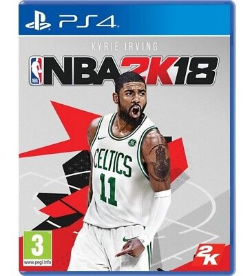 Nba 2K18 Videogioco Ps4 Gioco Eu Play Station 4 Italiano Basket 2018 Sigillato