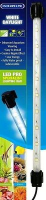 Interpet White Daylight Strip LED Lighting Bar System for Aquarium Fish Tank