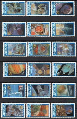 Marshall Islands MNH 1989 20th Ann of the First Manned Landing on the Moon