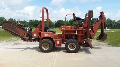 2003 Ditch Witch 3700Dd Trencher - Finance Available...!