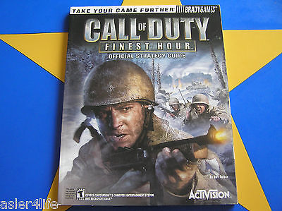 Call Of Duty Finest Hour - Strategy Guide