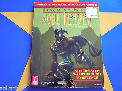 Legacy Of Kain Soul Reaver - Strategy Guide