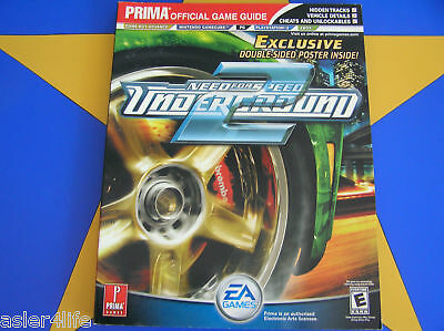 Need For Speed Underground 2 - Strategy Guide