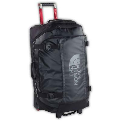 """The North Face Rolling Thunder Wheeled Duffel Bag - 30"""" - Black - Brand New!"""