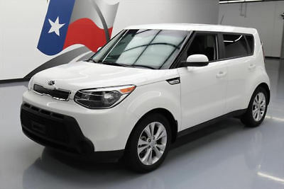 2015 Kia Soul  2015 KIA SOUL + AUTO CRUISE CTRL BLUETOOTH ALLOYS 15K #208352 Texas Direct Auto