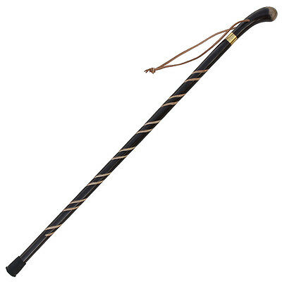 All Natural Tribal Sun God Twisted Root Walking Cane