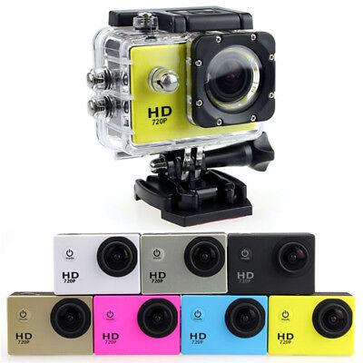 Universal Gopro Hero 5 Action Waterproof Sport Camera WIFI 12MP Full HD1080P