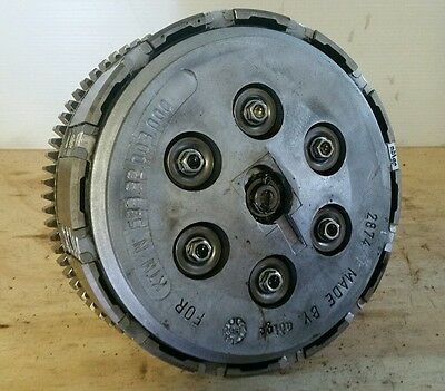 KTM 400sc Comlpete Clutch Assembly Basket Hub Plates