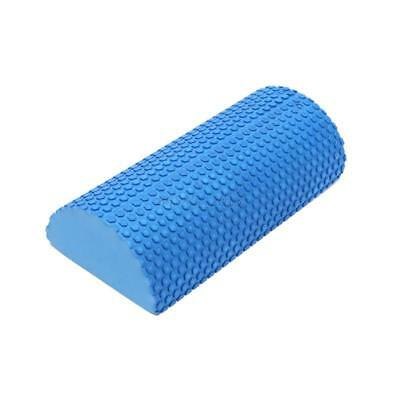 Deep Tissue Massage Half Round Foam Roller optimizes  recovery from muscle pain