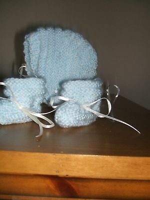 """Booties&bonnet Made For 11"""" Or 15"""" You Pick Tiny Tears Betsy Wetsy Effanbee"""