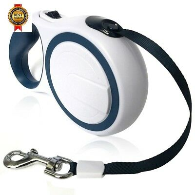 Dogs Leads Retractable 5m Dog Walking Leads for Medium Small Dogs NEW