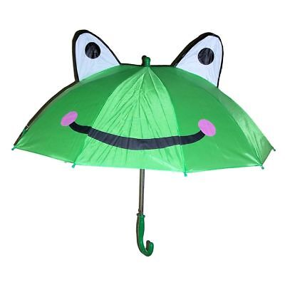 Kid's Animal Umbrella - Frog