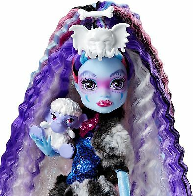 Monster High Abbey Bominable 2017 Adult Collector Exclusive Doll