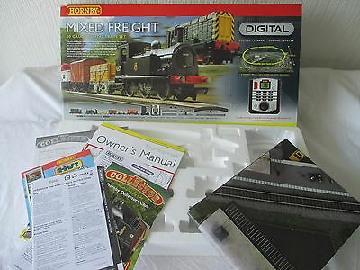 **empty Box** For Hornby R1126 'mixed Freight' Digital Set. Trakmat Etc. Exc'nt