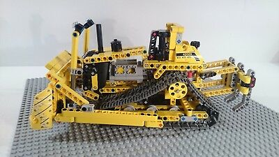 lego technic 42028 bulldozer raupe neu ovp eur 49 99 picclick de. Black Bedroom Furniture Sets. Home Design Ideas