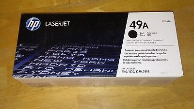 Laser Jet 49A 1160 1320 3390 3392 Black Q5949A printer cartridge