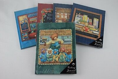 Lot of 5 New The Lindy Bowman Company Writing Journals Homeschool Teacher Ruled