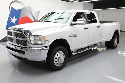 2015 Dodge Ram 3500  2015 DODGE RAM 3500 SLT CREW 4X4 DIESEL LEATHER NAV 57K #579372 Texas Direct