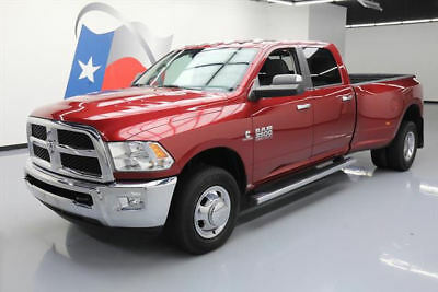 2015 Dodge Ram 3500  2015 DODGE RAM 3500 SLT CREW DIESEL DRW REAR CAM 48K MI #523094 Texas Direct