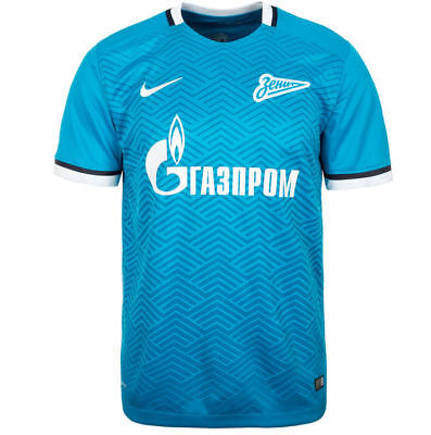 Nike Zenit St Petersburg 2015/ 2016 Boy'S Kids Home Stadium Shirt M 10-12 Years