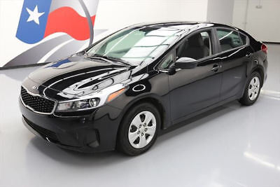 2017 Kia Forte  2017 KIA FORTE LX POPULAR PKG REAR CAM BLUETOOTH 13K MI #080468 Texas Direct