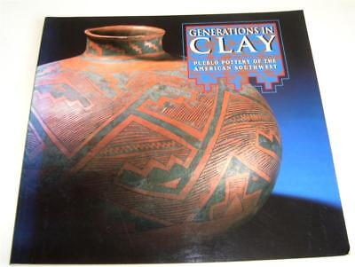 Pueblo Pottery Of The American Southwest 1994 Generations In Clay     15