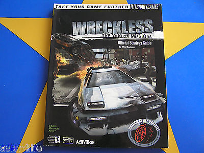 Wreckless The Yakuza Missions - Strategy Guide