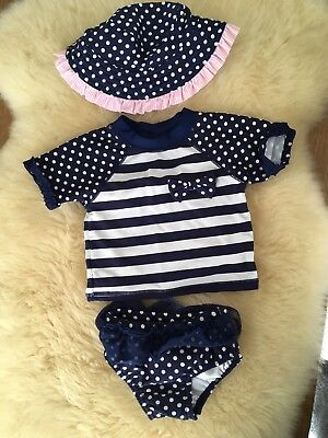 Baby Girl Swimmers 3-6mths