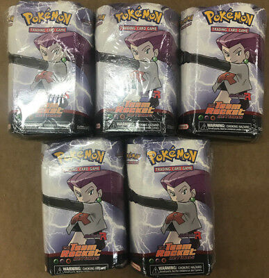 1X Jessie Pokemon EX Team Rocket Returns Theme Deck sealed FREE SHIP