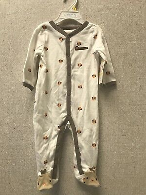 Thanksgiving One Piece Sleeper 0-3 Months Brand New With Tags