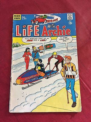 Life With Archie No. 82 February,1969  Comic Book  Archie Series