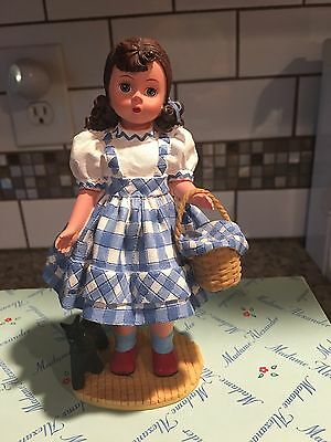 1999 Madame Alexander Wizard Of Oz Dorothy & Toto Figurine Numbered