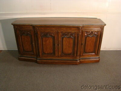 43712:Drexel Heritage Pecan-Wood French Sideboard