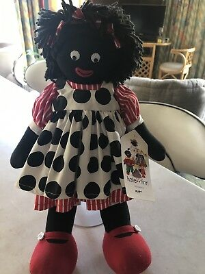Kate Finn Ruby doll with stand