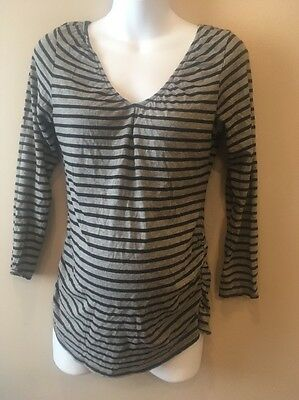 Motherhood Nursing Large Maternity Top