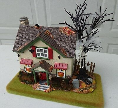 Department 56 Halloween Hauntsburg House